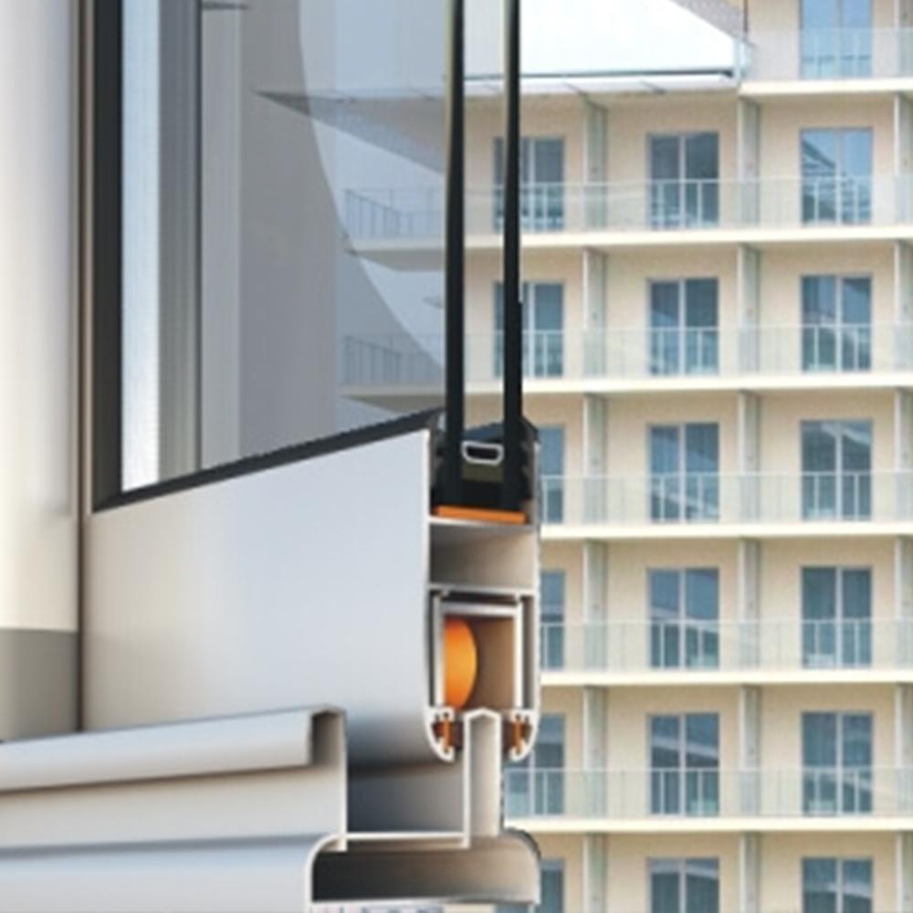 , Συρόμενο μη θερμομονωτικό σύστημα COMFORT M900