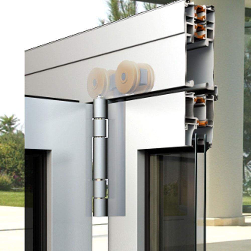 , Το θερμομονωτικό σύστημα φυσούνας SMARTIA M19800