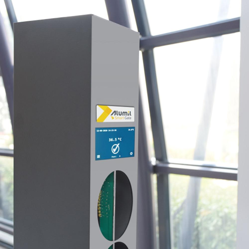 Σύστημα θερμομέτρησης Smart Gate, Smart Gate