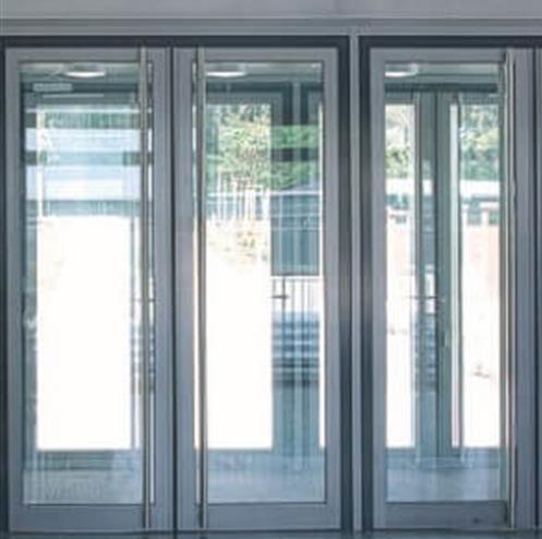 Μη θερμομονωτικό σύστημα πορτών εισόδου SMARTIA M15000 RS, SMARTIA M15000 RS
