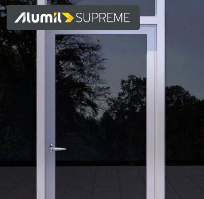 Θερμομονωτικό σύστημα πορτών εισόδου SUPREME SD77, SUPREME SD77