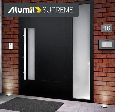 Θερμομονωτικό σύστημα πορτών εισόδου SUPREME SD95, SUPREME SD95