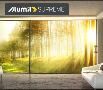 Minimal ηλεκτροκίνητο συρόμενο θερμομονωτικό σύστημα SUPREME S650 e-MOTION alumil aluminal, SUPREME S650 e-MOTION